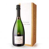 Champagne Bollinger La Grande Année 2012 Brut 75cl Coffret Caisse bois www.odyssee-vins.com