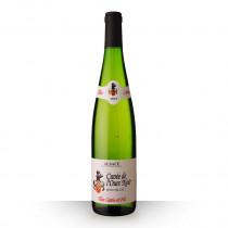 Théo Cattin Cuvée de lOurs Noir Alsace Pinot Blanc 2019 75cl www.odyssee-vins.com