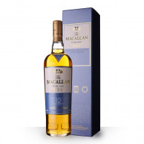 Whisky The Macallan 12 ans Fine Oak 70cl Etui www.odyssee-vins.com