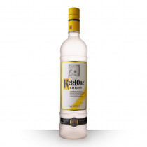 Vodka Ketel One Citron 70cl www.odyssee-vins.com