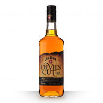 Whisky Jim Beam Devils Cut 70cl www.odyssee-vins.com