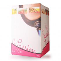 Bag-In-Box 5L Domaine de Lescure Comté Tolosan Rosé www.odyssee-vins.com