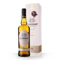 Whisky Glen Grant 10 ans 70cl Etui www.odyssee-vins.com