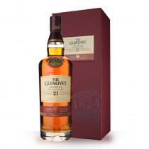 Whisky The Glenlivet Archive 21 ans 70cl Etui www.odyssee-vins.com