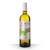 Domaine de Ballade Mélodie Côtes de Gascogne Blanc 2015 75cl www.odyssee-vins.com