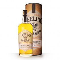 Whisky Teeling Single Grain 70cl Coffret www.odyssee-vins.com
