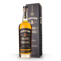 Whisky Jameson Black Barrel 70cl Etui www.odyssee-vins.com