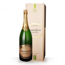 Champagne Perrier-Jouët Grand Brut 300cl Coffret Bois www.odyssee-vins.com