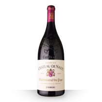 Château de Nalys Châteauneuf-du-Pape Rouge 2016 150cl www.odyssee-vins.com