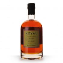 KOVAL Bourbon Whiskey 50cl www.odyssee-vins.com