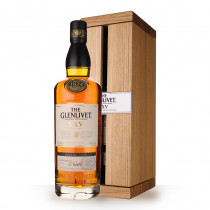 Whisky The Glenlivet 25 ans 70cl Coffret www.odyssee-vins.com