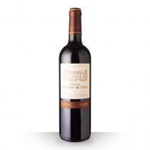 Château Bacchus de Viaud Côtes de Bourg Rouge 2015 75cl www.odyssee-vins.com