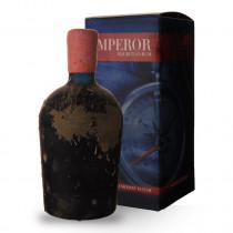 Rhum Emperor Deep Blue Edition Palo Cortado Sherry Finish 70cl Coffret www.odyssee-vins.com