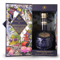 Whisky Royal Salute 21 ans Signature 70cl Coffret www.odyssee-vins.com