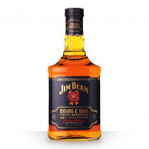 Whisky Jim Beam Double Oak Twice Barreled 70cl www.odyssee-vins.com