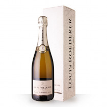 Champagne Louis Roederer Blanc de Blancs 2013 75cl Etui www.odyssee-vins.com