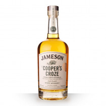 Whisky Jameson Coopers Croze 70cl Etui www.odyssee-vins.com
