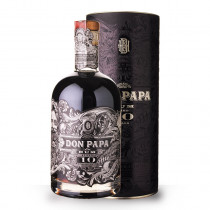 Rhum Don Papa 10 ans Small Batch 70cl Coffret www.odyssee-vins.com