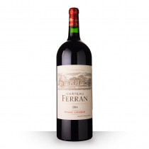 Château Ferran Pessac-Léognan Rouge 2014 150cl www.odyssee-vins.com