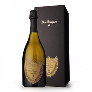 Champagne Dom Pérignon Vintage 2009 Brut 75cl Coffret www.odyssee-vins.com