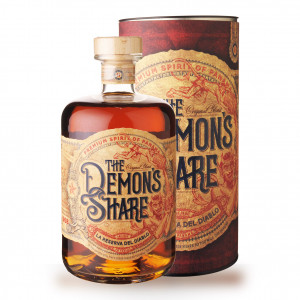Rhum The Demons Share 70cl www.odyssee-vins.com