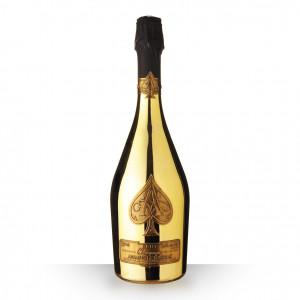 Champagne Armand de Brignac Gold Brut 75cl Pochon www.odyssee-vins.com